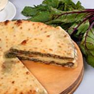 Пирог с листьями свеклы Сахараджи Фото
