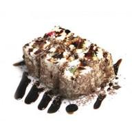 Фруктово-шоколадный ролл Фото