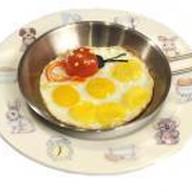 Яичница из перепелиных яиц (6 шт) Фото