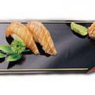 Копченый лосось / Smoked salmon Фото