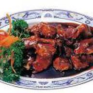 Блюда из свинины Фото