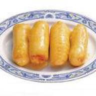 Бананы жареные Фото