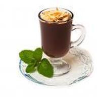 Горячий шоколад /горький,молочный Фото
