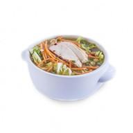 Суп острый с пекинской капустой Фото