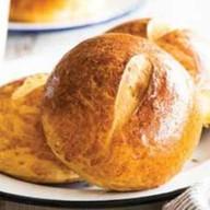 Белая французская булочка Фото
