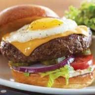 Техасский бургер Фото