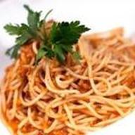 Спагетти Болонез Фото