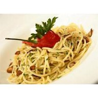 Спагетти Пеперончино Фото