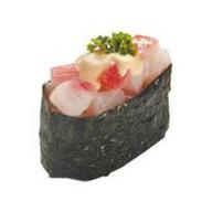 Острая суши окунь Фото
