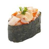 Острая суши креветка Фото