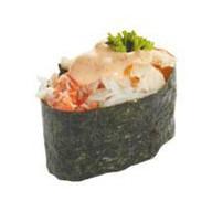 Острая суши краб Фото