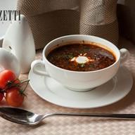 Суп томатный с беконом Фото