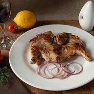 Шашлык из домашнего цыпленка Фото
