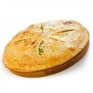 Кальцоне (закрытая пицца) Фото
