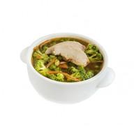 Суп острый с брокколи Фото