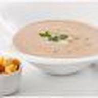 Крем суп из шампиньонов Фото