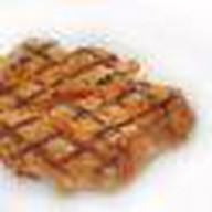 Корейка свиная, жаренная на гриле Фото