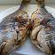Запеченная дорада с розмарином Фото