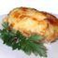 Судак запеченый с сыром и овощами Фото