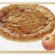 Сладкий пирог с яблоком Фото