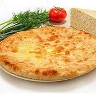 Осетинский Пирог с сыром и укропо Фото
