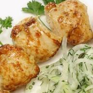 Куриные грудки в соусе Фото