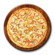 Пицца от Шеф-повара Фото