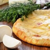 С сыром и укропом Фото