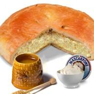 Пирог с тыквой, медом и сыром маскарпоне Фото
