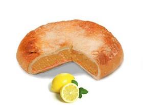 Постный пирог с лимоном - Фото
