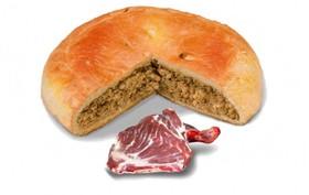 Пирог с бараниной - Фото