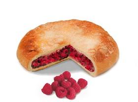 Пирог с малиной - Фото