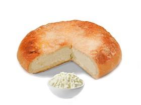 Песочный пирог с творогом - Фото