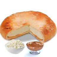 Пирог с творогом и сгущёнкой Фото