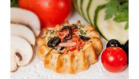 А-ля пицца - Фото