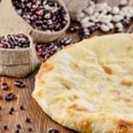 Пирог с фасолью Фото