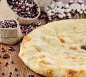 Пирог с фасолью - Фото