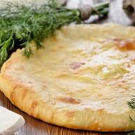 Пирог с сыром и укропом Фото