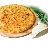 С сыром и луком Фото