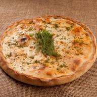 Пирог с сыром и зеленью Фото