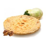 Кабускаджын-сыхт с капустой,сыром,орехом Фото