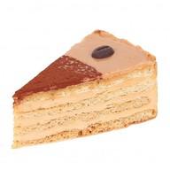 Торт кофейно-сливочный Фото