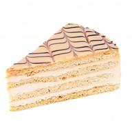 Торт медово-сливочный Фото