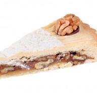 Торт орехово-карамельный Фото