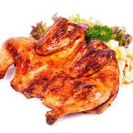 Цыпленок табака Фото