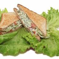 Сэндвичи с семгой Фото