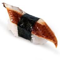 Унаги(угорь) суши Фото