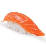 Сяке кунсей(лосось копченый) суши Фото