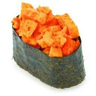 Спайс-суши с крабом Фото