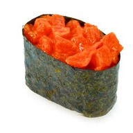 Спайс-суши с тунцом Фото